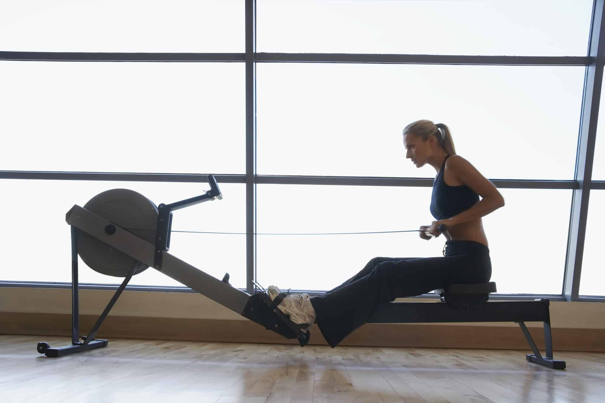 The Benefits of Using a Rowing Machine
